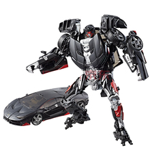 Hasbro Transformers 5 movie classic enhanced series of children's toys Hot Rod(China)