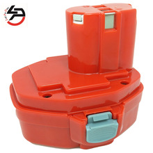 Laipuduo NI-MH 14.4v 3.0Ah for MAKITA  power tool battery 1433 1434 1435 1435F 192699-A 193158-3 ,for 1051D 1051DWD 1051DWD
