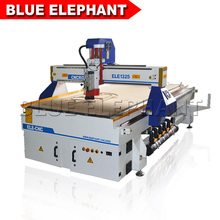 CNC Router for Wood, MDF, Aluminum CNC Carving Machine 1300*2500*300mm Vacuum Table CNC Engraving Machine(China)