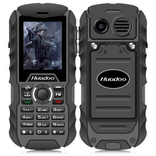 Big Gifts Original Huadoo H1 Phone IP68 Waterproof Shockproof Dustproof Outdoor phone  Senior Old Man 2SIM phone 2000mAH 0.3MP
