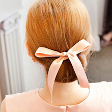 1PC Women Magic Tools Foam Sponge Device Quick Messy Donut Bun Hairstyle Silk Headband Girl Hair Bows Band Accessories