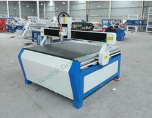 CNC Wood Router Acrylic Plywood CNC Routing Machine TS1313 3KW Air Cooling With DSP Vaccum Table Dust Collector