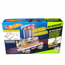Original Hot Wheels Portable Toy Accessories Tachometer Start Launch Accelerated Catapult BGX82 Boy Toy(China)