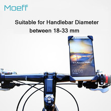 Universal Bicycle Bike Phone Holder Mount Bracket  Handlebar Clip Stand 360 Degrees Rotatable For Smart Mobile Cellphone safe