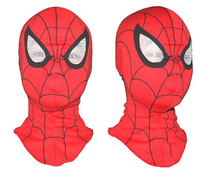 Adult Spider-Man Spider Man mask Spiderman hood K11(China)