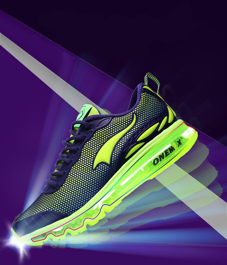 ONEMIX Breathable Mesh Running Shoes for Men Women Sneakers Comfortable Sport Shoes for Outdoor Jogging Trekking Walking 7