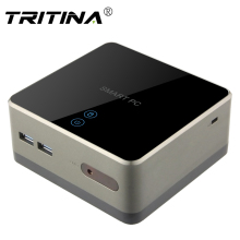 TRITINA Mini PC Desktop Computer i5 4200U Haswell CPU 4K for HDMI HTPC VGA Wifi Media Server DIY Flash Memory Storage HDD