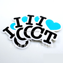 Competitive price custom die cut  sticker (ss-620)