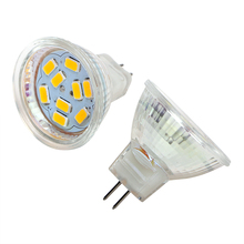 ITimo White/Warm White Energy Saving Spot Lamp DC12V 3W 5W Home Light LED Lamp Bulb 5730 SMD MR11 LED Spotlight(China)