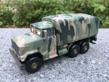 TT02--Pixar Car Andy Gearsdale Military Truck Metal Diecast Toy Cars New Loose