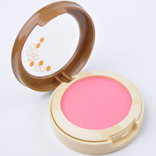 Fashion beauty Makeup Cosmetic blusher powder ladies  Brighten skin blush Maquiagem make up tools