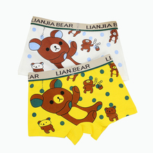 Cyjmydch 6pcs/lot Cotton Boys Underwear Teenage Boys Panties Pattern Child Panties Baby Briefs Boys Boxers Children Clothing(China)
