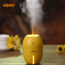 Ultrasonic Humidifier Essential Oil Diffuser USB LED Colorful Light Air Aroma Diffuser Aromatherapy Diffuser Mist Maker Fogger