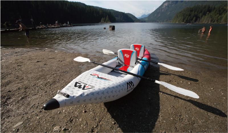 "Aqua Marina Betta HM 13,6/"" Kajak 2 Personen inflatable Tourenkajak 412cm"