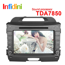 Pure Android 6.0 quad core Car DVD player for KIA sportage r/Sportage 2010 2014 2011 2012 2013 2015 radio BT  car gps dvd player