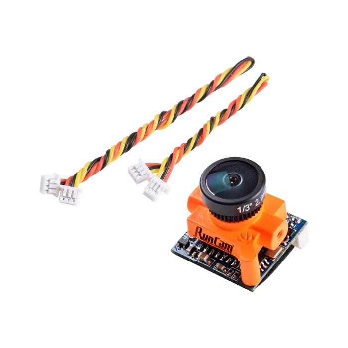 Ormino RunCam Fpv camera Swift 600TVL 2.1mm IR Blocked 1/3 CCD FPV Camera PAL NTSC 5.6g for FPV Racing drone kti diy Quadcopter<br>