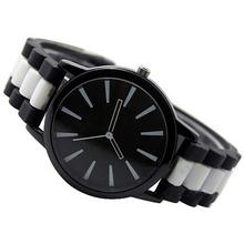 9s & cheap Fashion Unisex Women Men Silicone Analog Quartz Wrist Watch High Quality Watch 0717