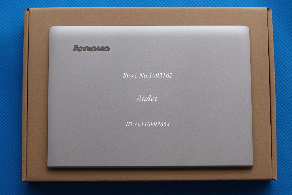 New Original for Lenovo S300 S310 Lcd Rear Lid Back Top Cover Silver AP0S9000400<br><br>Aliexpress