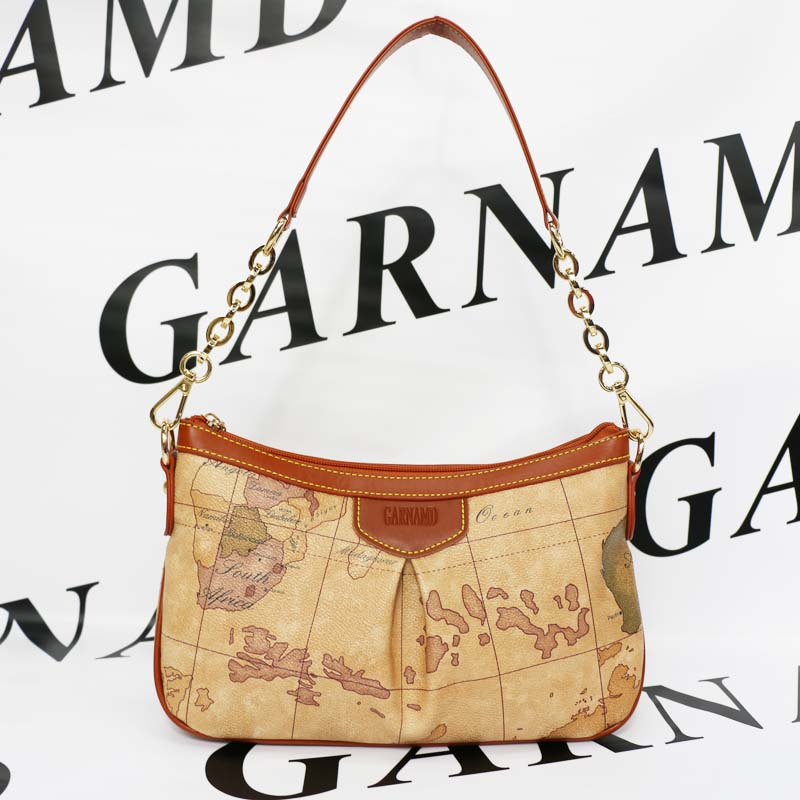 The new moon map kalanti GARNAMD bag shoulder bag womens casual fashion<br><br>Aliexpress