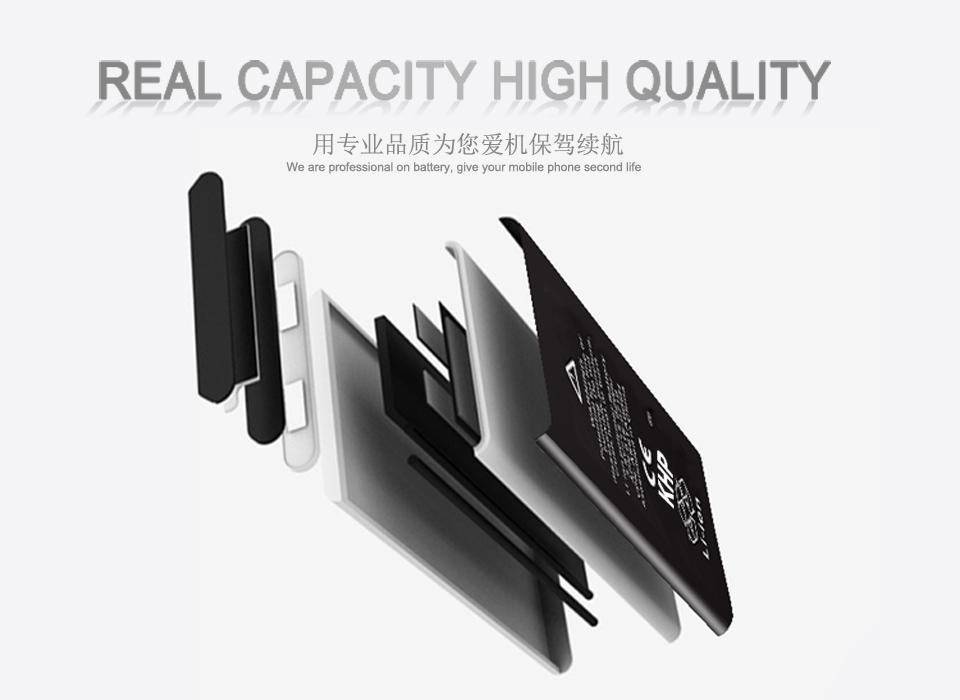 NEW 2017 100% Original KHP Phone Battery For iPhone 6 Capacity 1810mAh Repair Tools 0 Cycle Replacement Mobile Batteries Sticker (9)