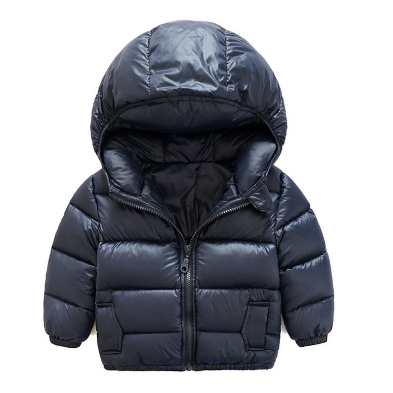 Winter Children Girls Jackets Brand Hooded Kids Baby Girls Clothing Outerwear For Boys Down Coat Casacos De InvernoОдежда и ак�е��уары<br><br><br>Aliexpress