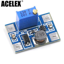 Smart Electronics DC-DC SX1308 Step-UP Adjustable Power Module Step Up Boost Converter 2-24V to 2-28V 2A(China)