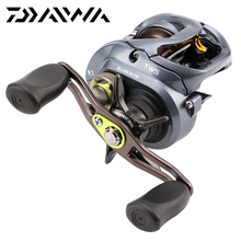 2016 Daiwa Brand Zillion SV TW 1016SV Right Left Hand Baitcasting Fishing Reel 6.3/7.3/9.1 Low profile Saltwater fishing reel