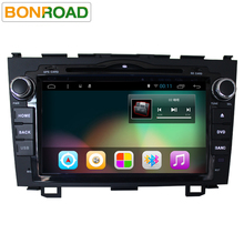Android 6.0 1G/2G RAM 16G Flash Quad Core 1.2G*4 2Din Car DVD For CRV 2006-2011 Radio Video GPS DVR OBD2 WiFi TF Card with Map