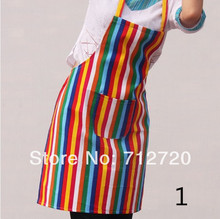 8 design can choose mixed colors  Kitchen Apron / Restaurant Cute Overalls  Free Shipping