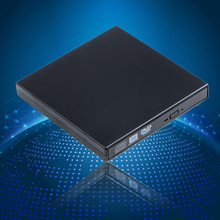 High Write and Read Speed USB 2.0 External CD-RW/DVD-RW  Burner Drive for PC,Mac,Laptop,Netbook with USB data/power cable