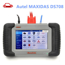100%  DS708 Original Autel MAXIDAS DS708 Scanner Update via Internet Autel Scanner Autel DS 708 Multi-language Free ship