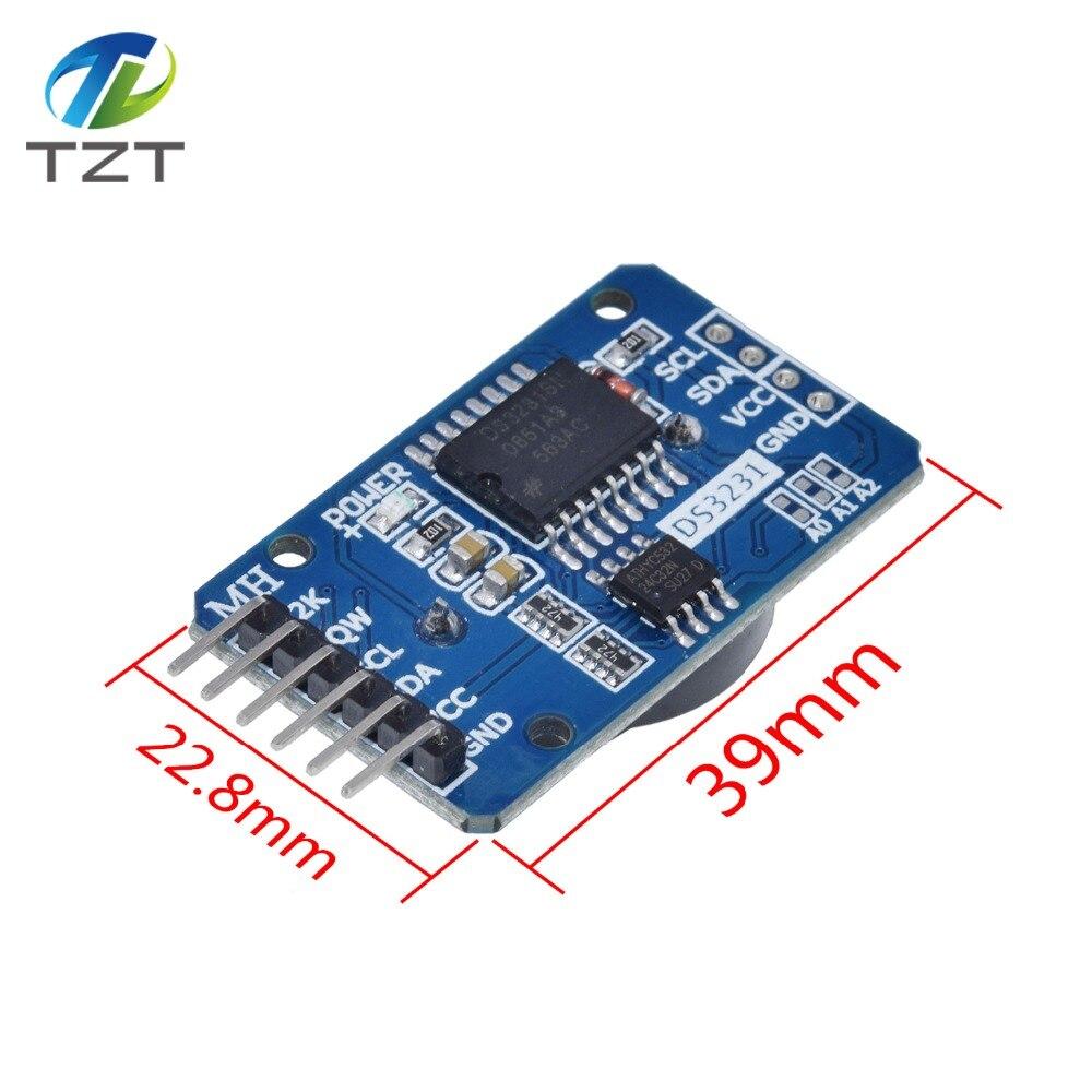 5PCS DS3231 AT24C32 IIC module precision Real time clock module memory Arduino