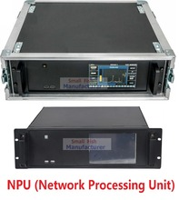 MA VPU NPU Network Processing Unit the calculation power in the network and offers the same performance as the grandMA2 consoles