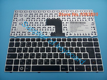 Free Shipping New Russian keyboard for CLEVO DNS QAT10/11 MP-11P16SU-6981 laptop Russian keyboard PK130PR1C08