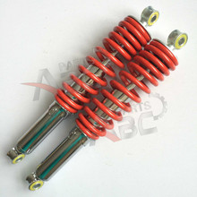 "One Pair 12-3/4"" FRONT SHOCK ABSORBERS FOR HAMMERHEAD TWISTER 150CC 250CC GO KART BUGGY"