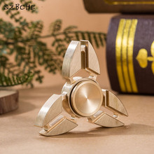 Buy fidget spinner metal High EDC Hand Spinner Autism ADHD Rotation Time Long Anti Stress Toys Kid Gift for $6.56 in AliExpress store