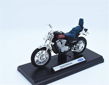 1:18 Welly Honda STEED 600 Motorcycle Bike Model New in Box