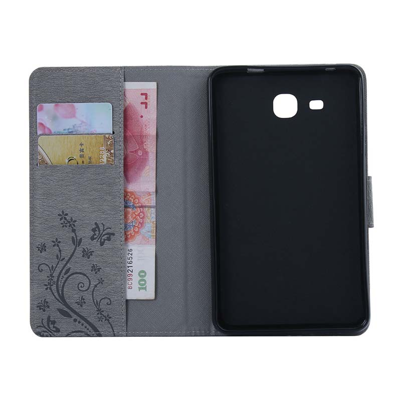 Fashion Tree Print Stand PU Leather Protective Skins Shell Cover Case For Samsung Galaxy Tab A 7.0 2016 T280 SM-T280 T280N T285<br><br>Aliexpress