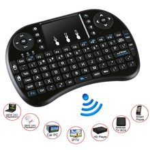 Mini Fly Air Keyboard Mouse Qwerty Wireless 2.4G Keyboard Game Controller & Touch Pad For PC/Pad/Andriod TV Box/Xbox360/PS3/HTPC