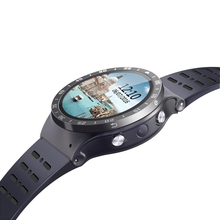 New Arrival S99A Smart Watch MTK6580 Android 5.1 OS Resolution 360*360 Support Nano Sim Card Wifi GPS Heart Rate Monitor pk kw88