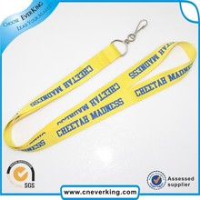 120pcs/lot Cheap price factory direct sale custom printing polyester lanyards free shipping(China)