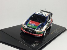 IX O 1:43 FORD FIESTA WRC #3 2011 boutique alloy car toys for children kids toys Model Original packaging(China)