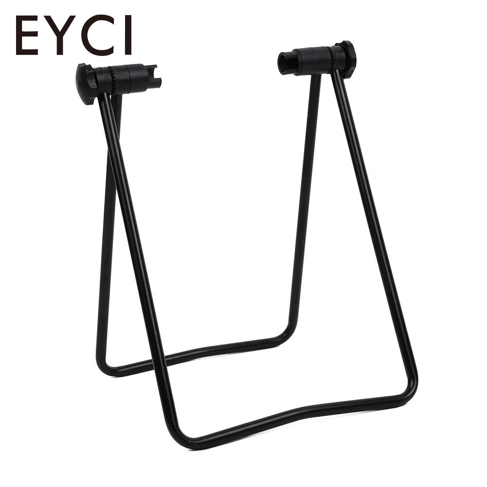 Bicycle U-type Parking Rack Display Stand Folding Foldable Repair Stand Portable
