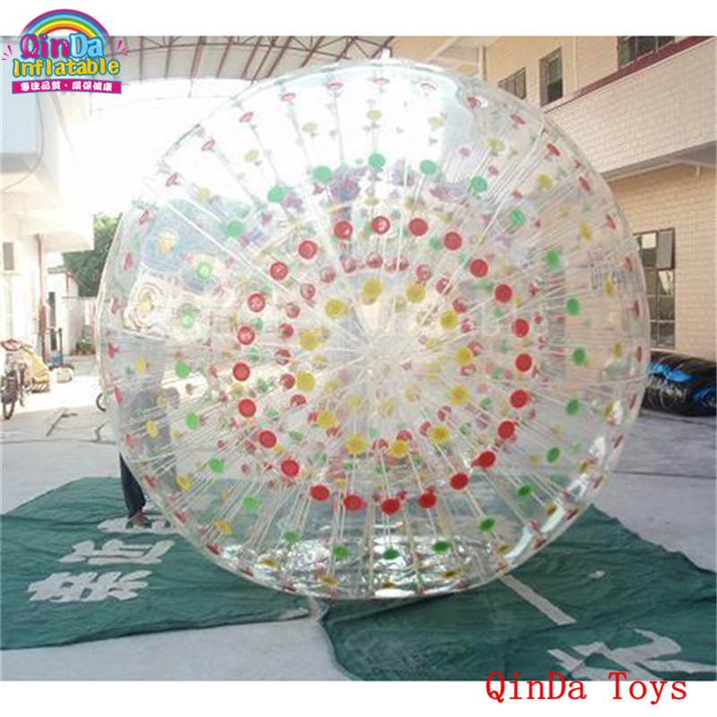 inflatable zorb ball36