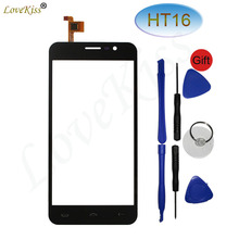 "Buy 5.0"" HT16 Touchscreen TP Front Panel Homtom HT16 Touch Screen Sensor LCD Display Digitizer Outer Glass Lens Replacement Tool for $6.40 in AliExpress store"