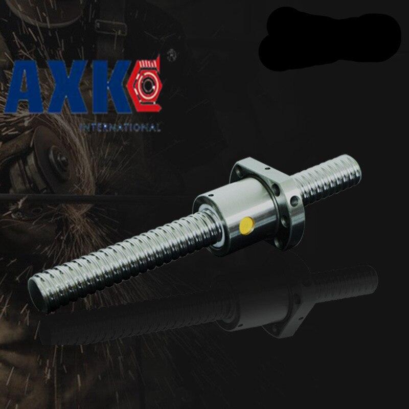 2018 Bearing Anti Backlash Ballscrews 2505 -l 600mm + 1pcs Sfu2505 Single Ballnut For Cnc Machining Linear X Y Z Working Table<br>