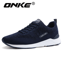 Unisex Sneakers for Men Comfortable Women Running Shoes Rubber Outsole Sport Shoes Man Good Quality Walking Jogging Shoe 851-A51(China)