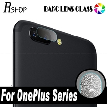 RSHOP Back Camera Lens Transparent Clear Tempered Glass For One Plus OnePlus 5 2 3T 3 X Three Two Five Protector Protective Film