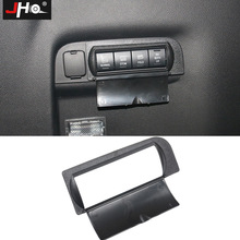 Protective-Cap-Cover Button Car-Accessories Ford Explorer JHO ABS Rear Trunk 18