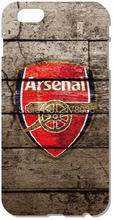 Arsenal Football Logo Mobile Cell Phone Case For iphone 4 4S 5 5S SE 5C 6 6S 7 Plus For iPod Touch 4 5 6 Plastic Hard Cover